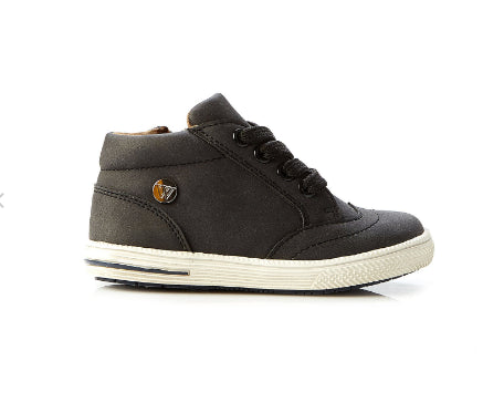 Walnut Storm Sneaker / Black