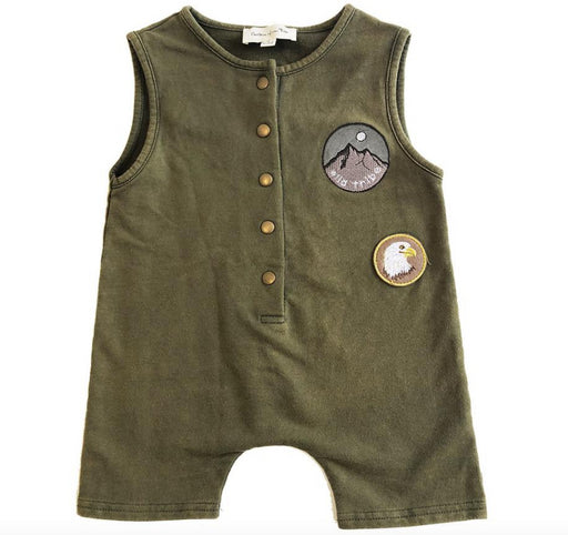 Children Of The Tribe Explorer Romper