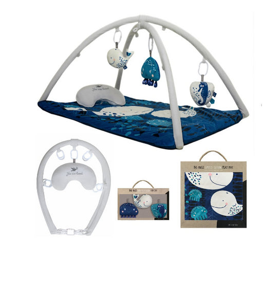 O.B. Designs COMPLETE WHALE OF A TIME PLAYGYM SET