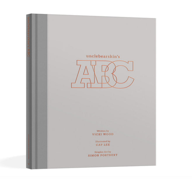 Unclebearskin's ABC Book