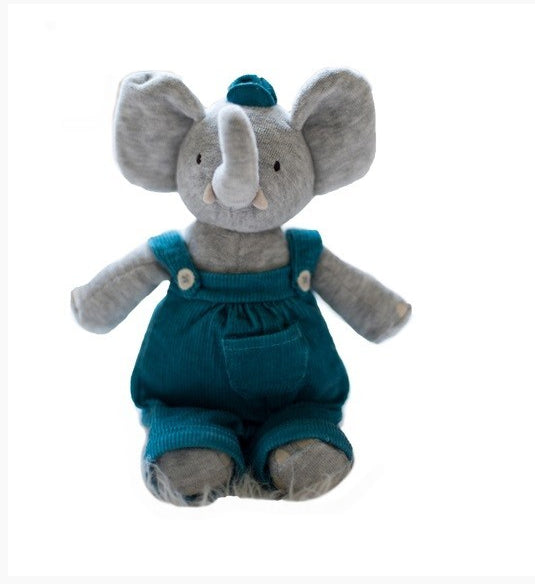 Meiya and Alvin - Elephant Lullaby Toy