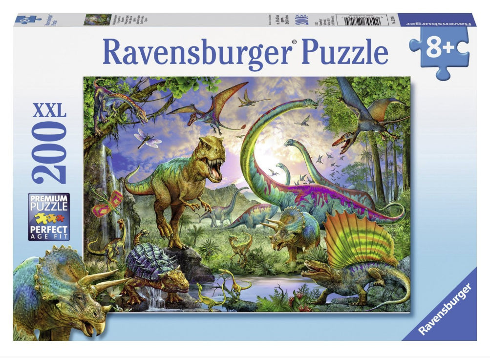 Ravensburger - Realm of the Giants Puzzle 200pc