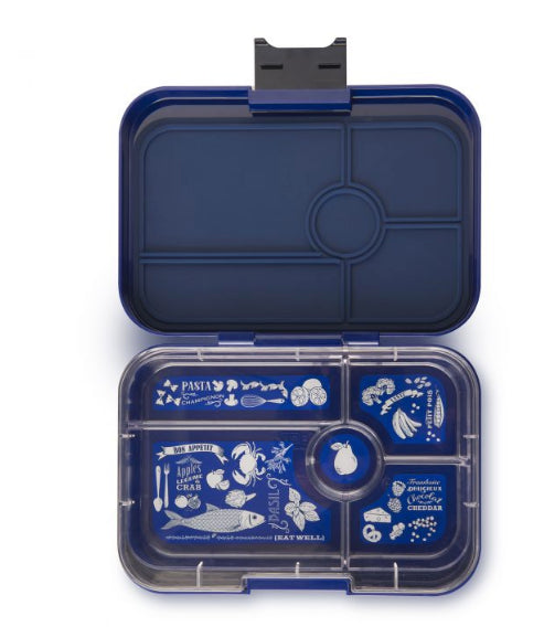 YUM BOX Tapas LUNCH BOX / PORTOFINO BLUE 5C