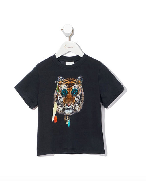 CAMILLA INFANTS SHORT SLEEVE T-SHIRT BLACKHEATH BETTY