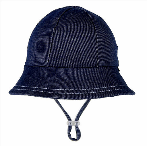 BEDHEAD HATS Baby Bucket Hat - Denim UPF50