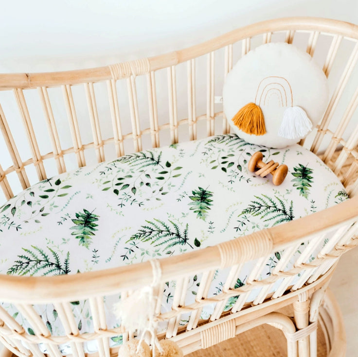 SNUGGLE HUNNY Enchanted | Bassinet Sheet