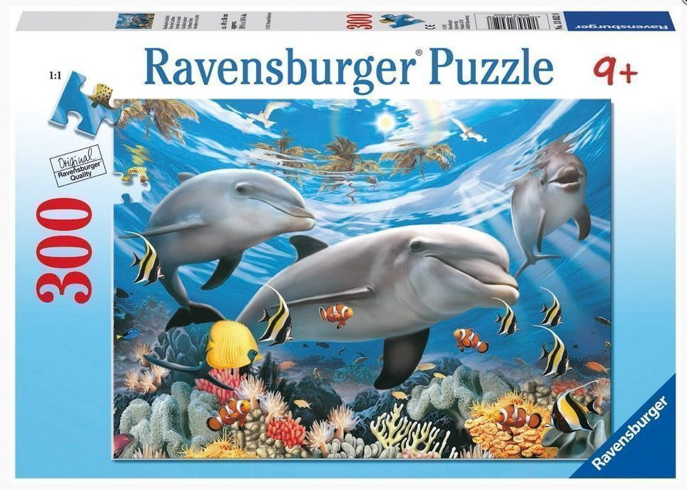 Ravensburger - Caribbean Smile Puzzle 300pc