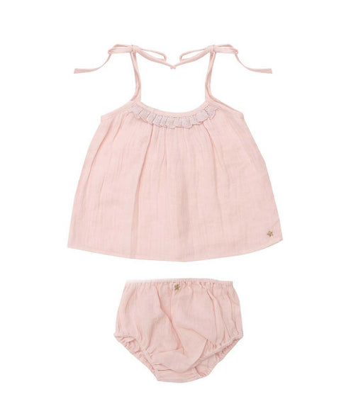 BELLA AND LACE ISABELLA SET -PINK LEMONADE