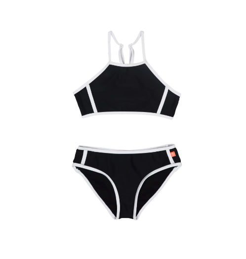 SALTY INK Summer Crush Plain Bikini