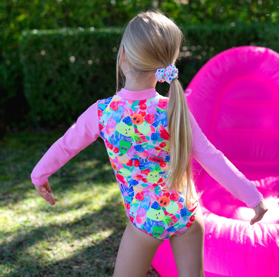 SALTY INK Miss Fruitti Sunsuit