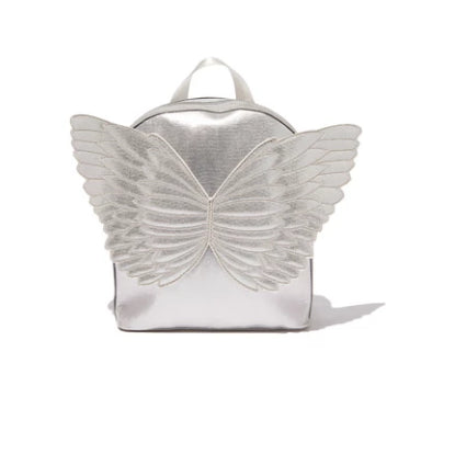 MILKY Angel Back Pack- Silver