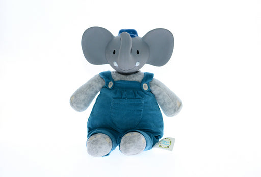 MEIYA  & Alvin Rubber Head Toy -ELEPHANT TEETHER