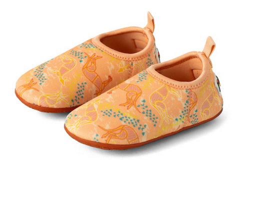 MINNOW KAKADU KANGAROO FLEX SOLE SWIMMABLE SHOE-TODDLER
