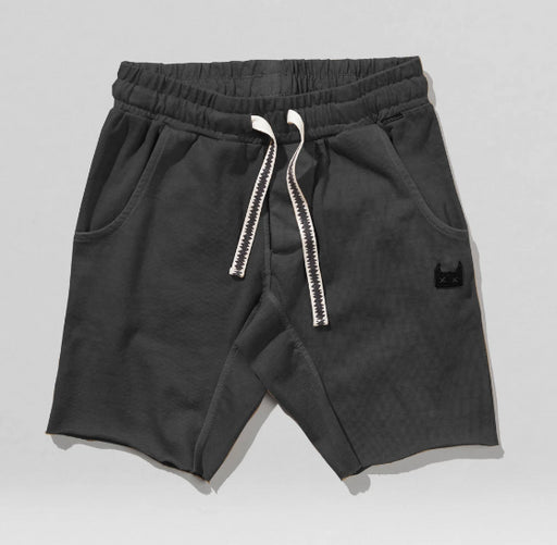 MUNSTER ZAP ME SHORTS -WASHED BLACK