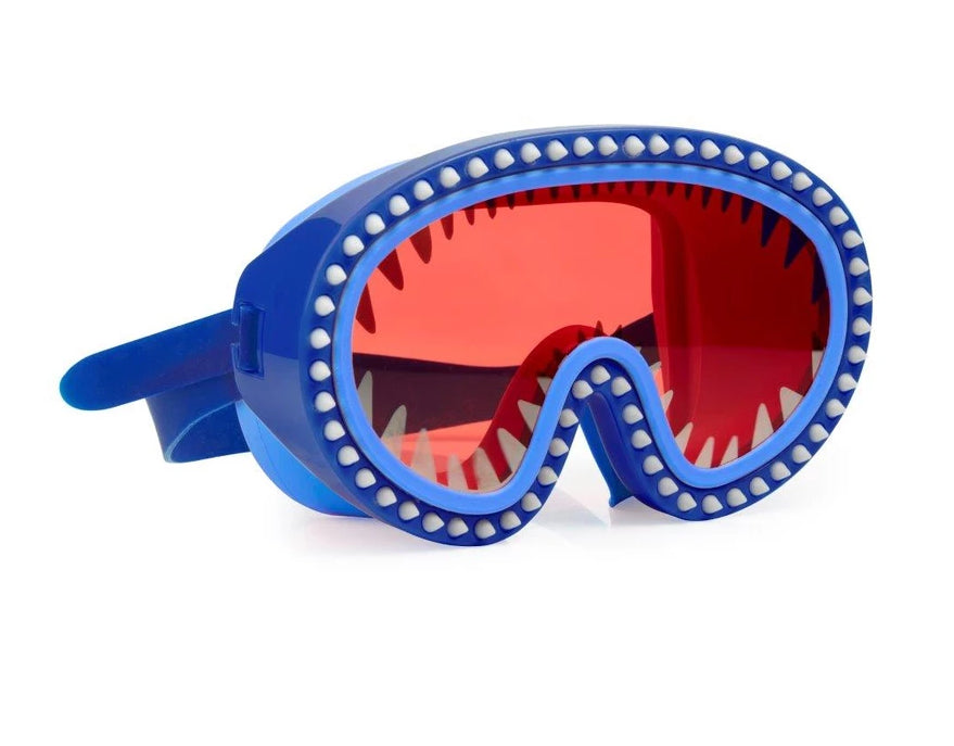 Shark Attack Mask-RED LENS