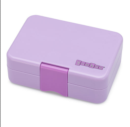 YUMBOX  MINI Snack LUNCH  Box- LILA PURPLE
