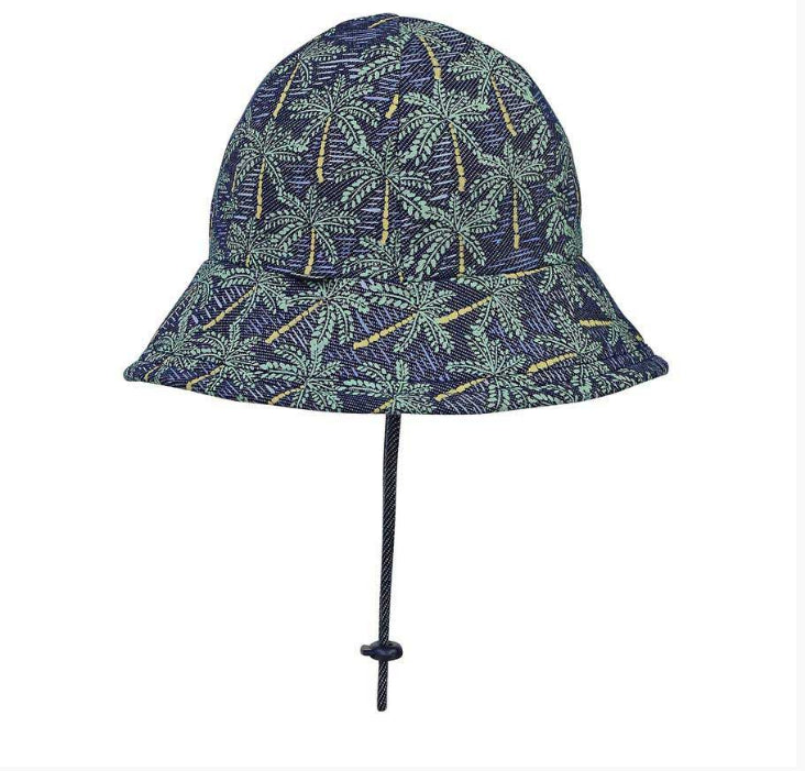 BEDHEAD Toddler Bucket Hat 'Palms' Print