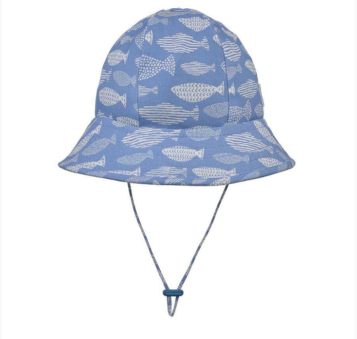 BEDHEAD Toddler Bucket Hat - 'Fish'
