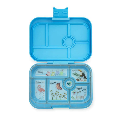 YUM BOX Original  LUNCH BOX - NEVIS BLUE