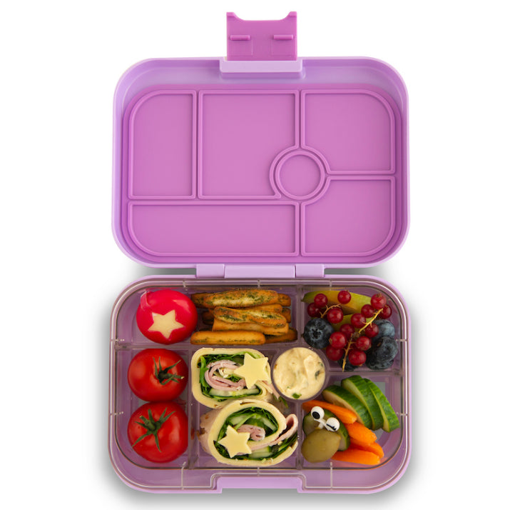 YUM BOX ORIGINAL LUNCH BOX - LILA PURPLE