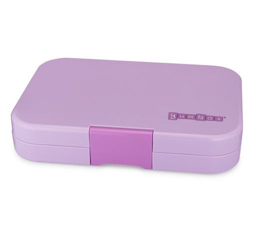 YUM BOX TAPAS LUNCH BOX /5 /COMPARTMENTS -DREAMY  PURPLE