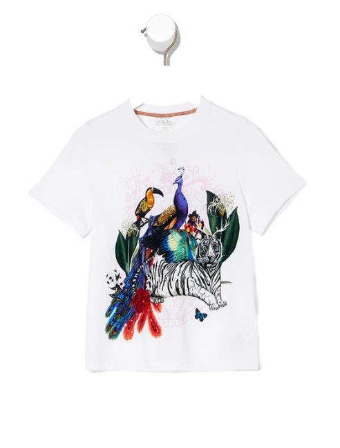 CAMILLA INFANTS SHORT SLEEVE T-SHIRT GULLY OF JUPITER