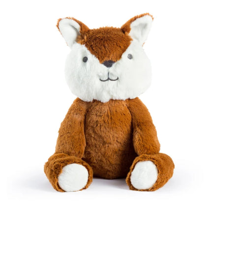 OB DESIGNS  Plush Toys Autumn Leaf Fox - Frankie Fox Huggie