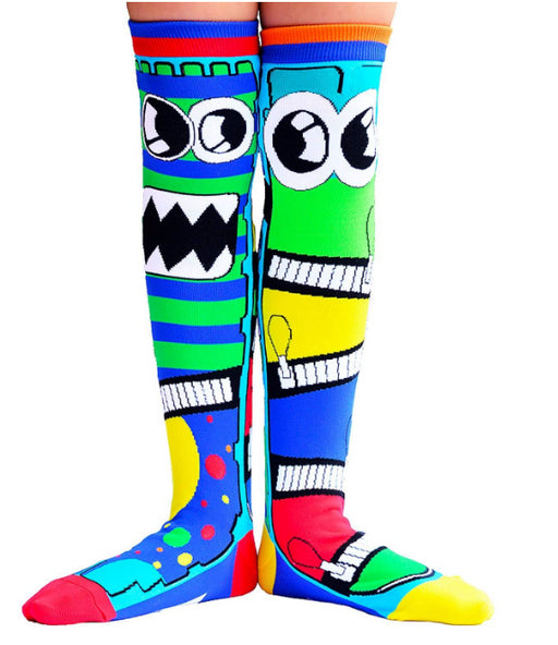 MAD MIA MONSTER SOCKS