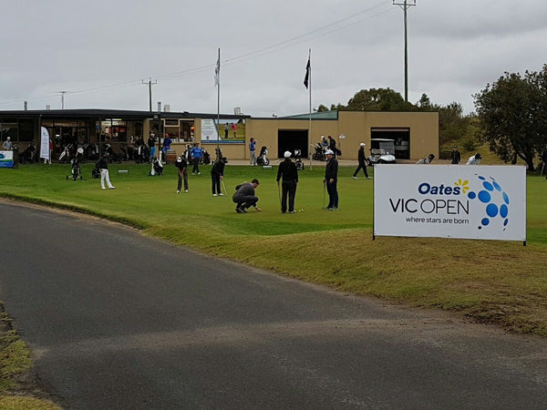 2017 Oates Vic Open Pre Qualifying at Curlewis
