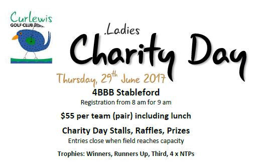 Curlewis Ladies Charity Golf Day