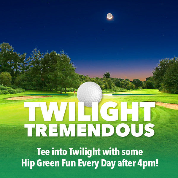 Twilight Tremendous