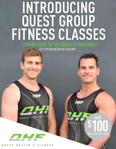 Fitness Classes Bellarine Peninsula with Quest Fitness