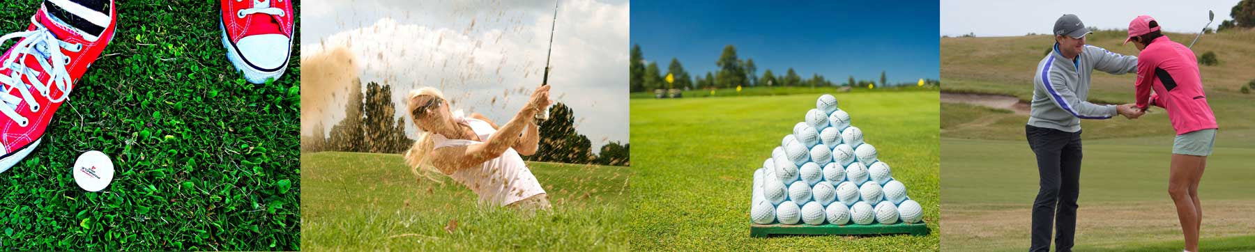 Womens golf clinics on the Bellarine