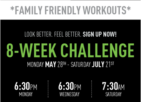 Bellarine Peninsula 8 Week Fitness Challenge
