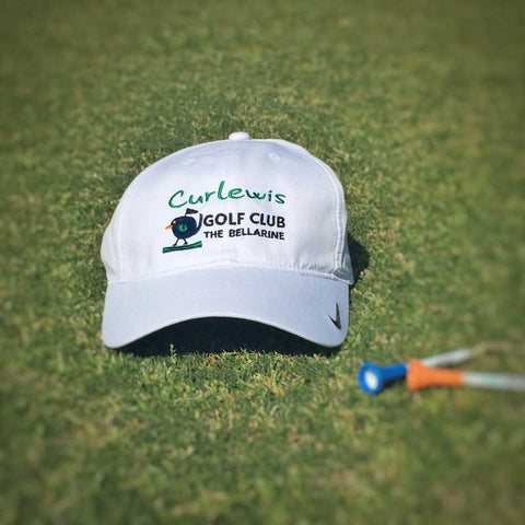 Curlewis Golf Club Nike Caps