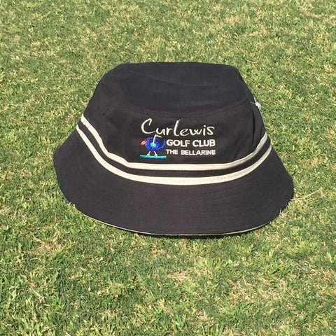 Curlewis Golf Club Bucket Hat