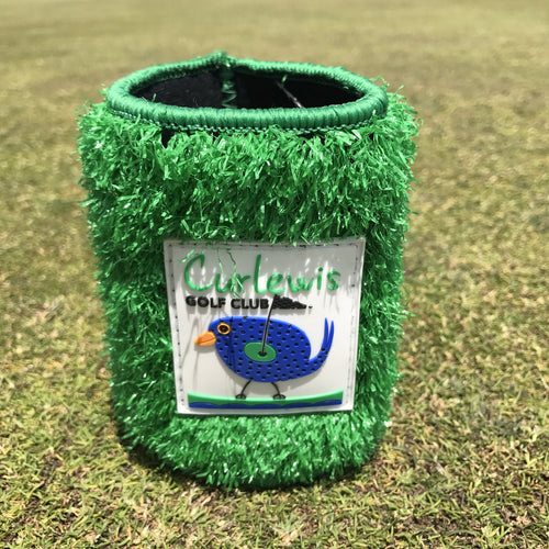 Curlewis Golf Club Logo Stubby Holder
