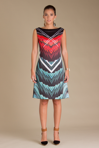 Traffic Lights Dress - PasBlank