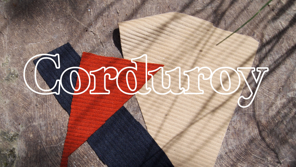 "The Signature of Earth Major ""Corduroy"""