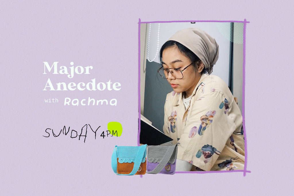 Major Anecdote: Rachma from On Sunday 4PM