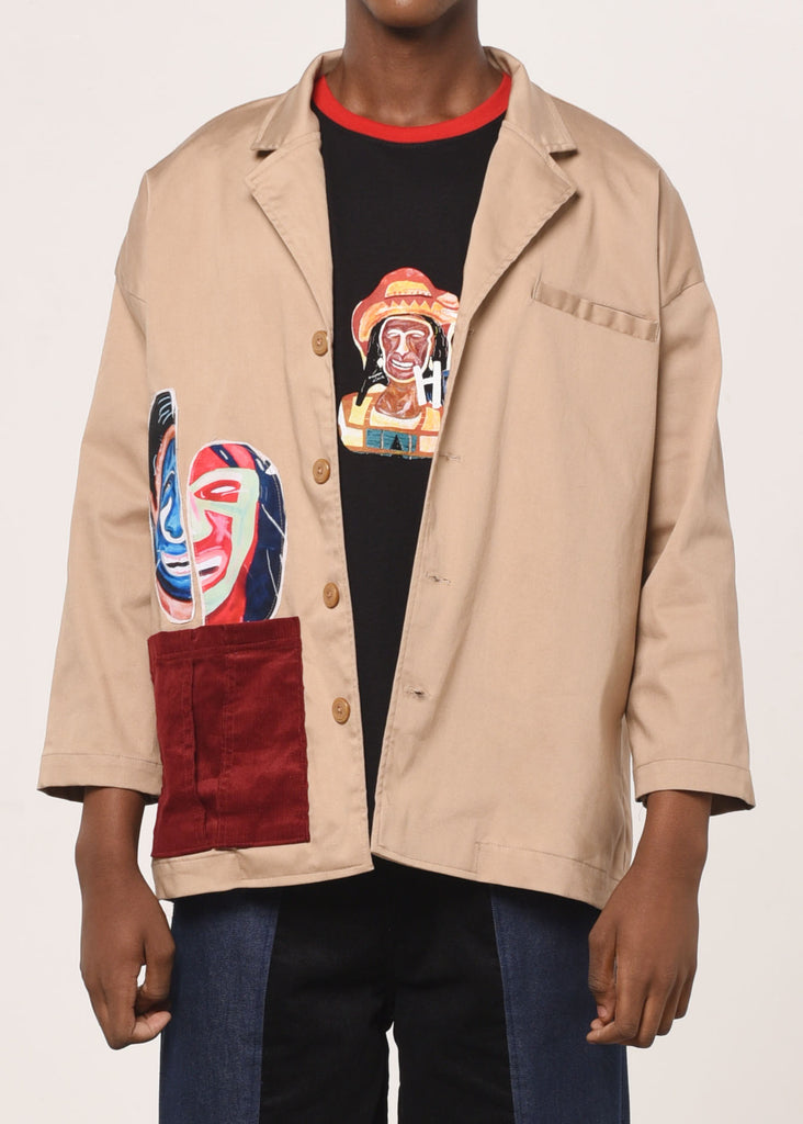 A Beautiful Mind Outer - Unisex - Earth Major