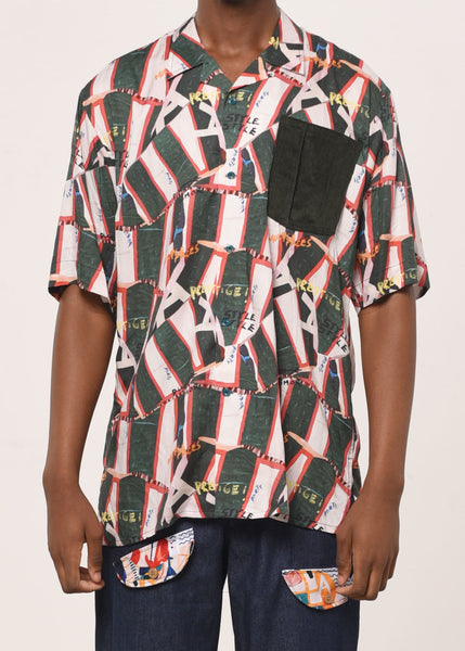 Prestige Party Shirt - Unisex - Earth Major