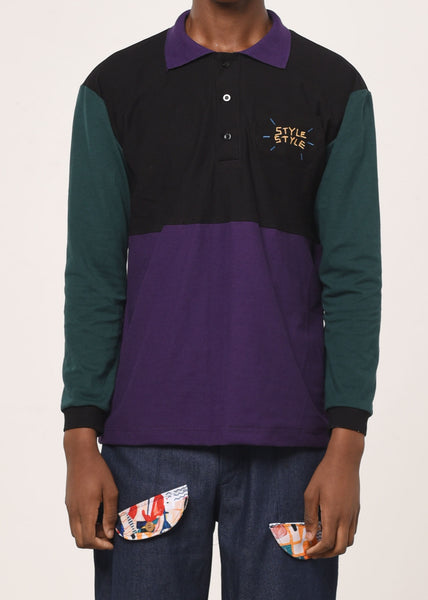 Style Laughter Polo - Unisex - Earth Major