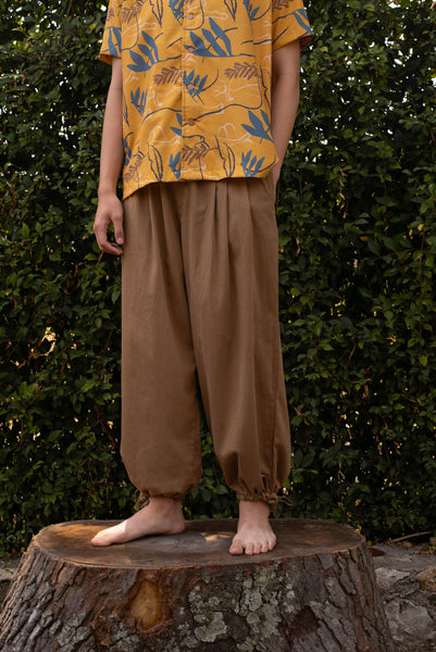 Palm Pants - Unisex - Earth Major