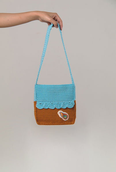 Pride Square Bag Terrablue