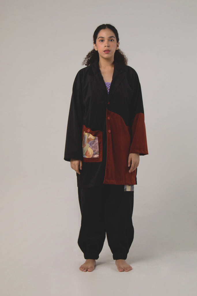 Black Tourmaline Outer