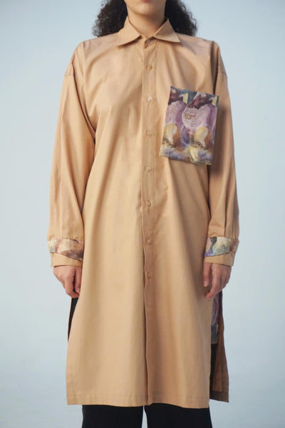 Sunstone Shirt Dress