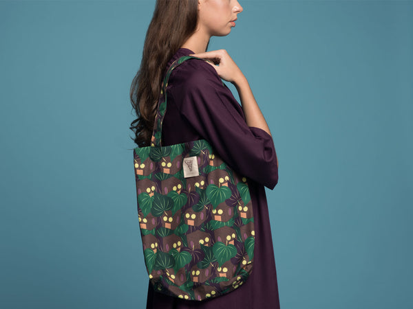 Tote Bag Evergreen - Earth Major