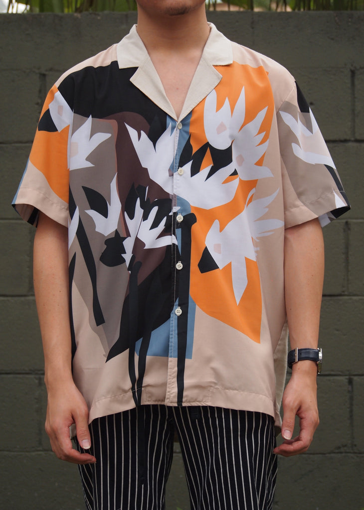 Natura Shirt - Unisex - Earth Major