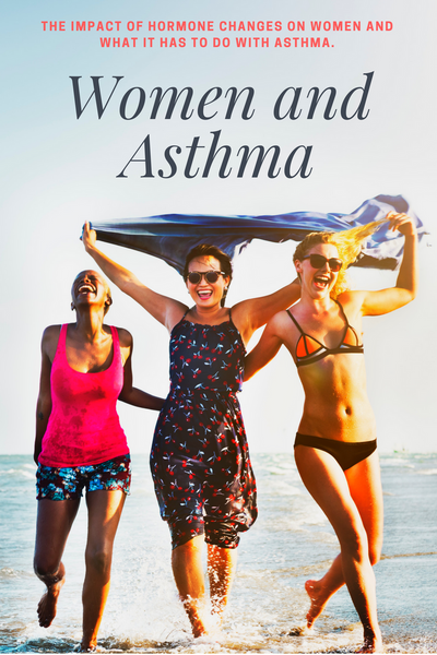Women are more prone to asthma than men
